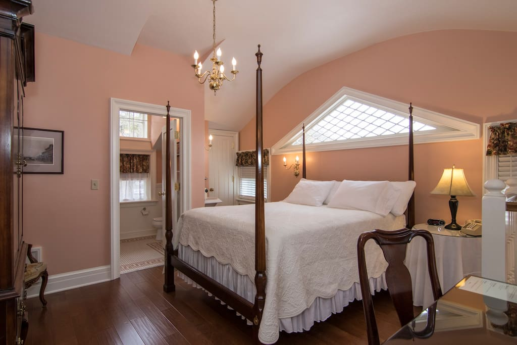 Signature Two-Story Suite - Bedroom