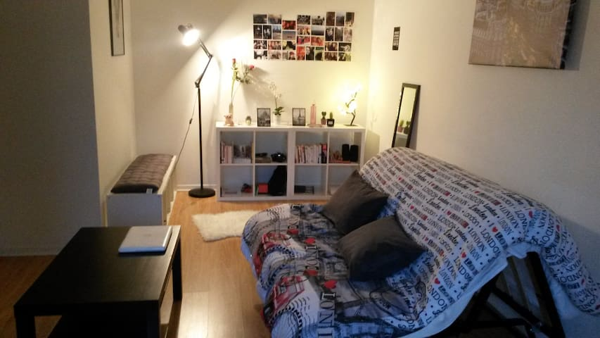 Charmant studio à 30 min de Paris - Rambouillet - Appartement