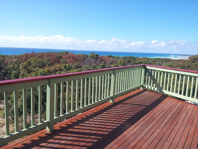 Fraser Island beach holiday house. - Fraser Island