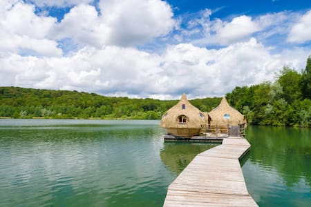 Cabane Robinsons pour 6 personnes - Chassey-lès-Montbozon - Cottage