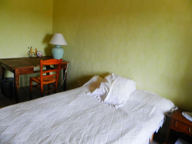 la maison de louisette et denise - Montségur-sur-Lauzon
