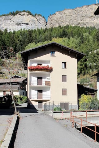 Apartment Casa Viola in Bormio