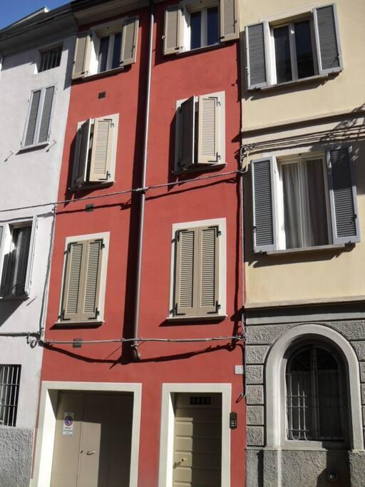 La casa di ded appartamenti in affitto a parma emilia for Appartamenti arredati in affitto a parma