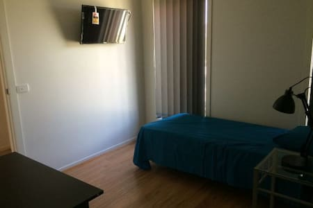 Clean & Comfy Room