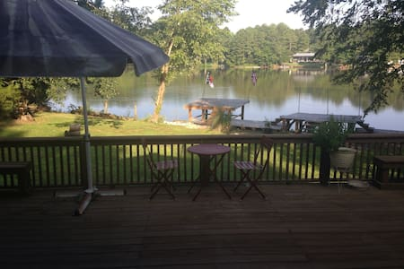 Lakefront retreat near RDU airport! - Дарем