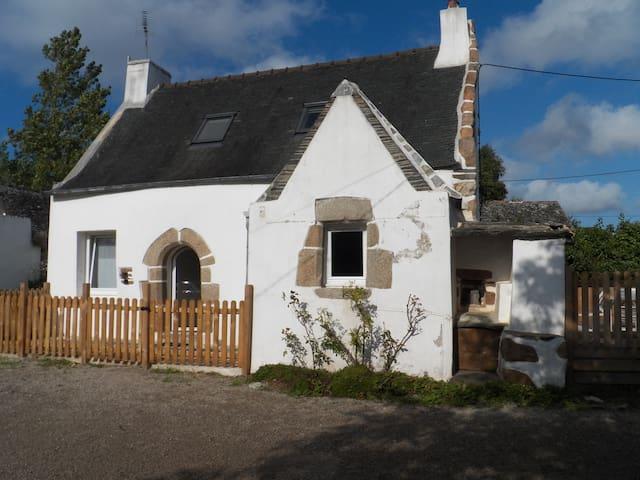 Charmante maison Bretonne à 2 pas de Locquirec - Guimaëc - Rumah