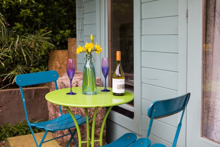 COSY CABIN ESCAPE Sleeps 2 &baby.. Double/2singles - Saint Ives - Bungalo