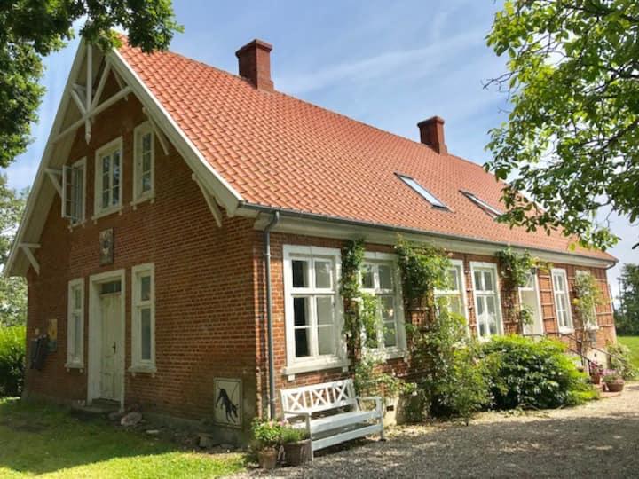 Havudsigt ved Lundeborg, Sydfyn