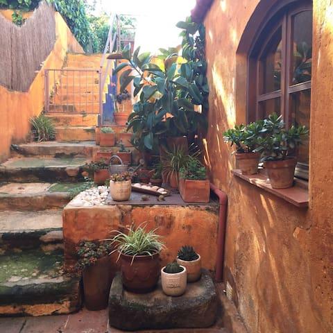 EL TERRAL, casa con encanto en Costa Maresme - Sant Vicenç de Montalt - Ev