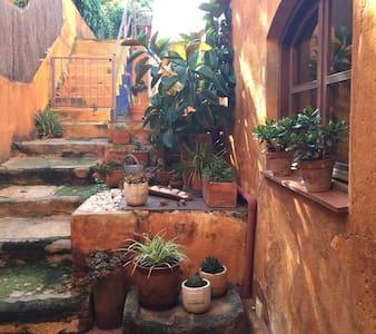 EL TERRAL, casa con encanto en Costa Maresme - Sant Vicenç de Montalt - 独立屋