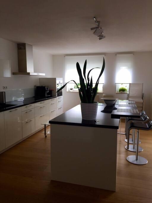 Exklusive Küche mit Top Ausstattung Bild 1