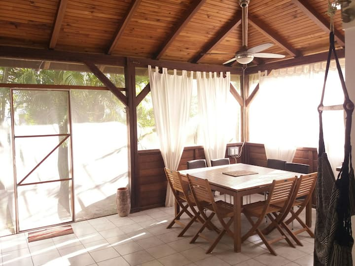 Casa Pili Pili : house, 60 meters from the beach