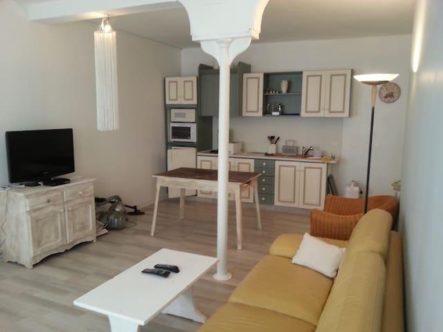 Appartement en centre-ville - Plestin-les-Grèves - Lejlighed