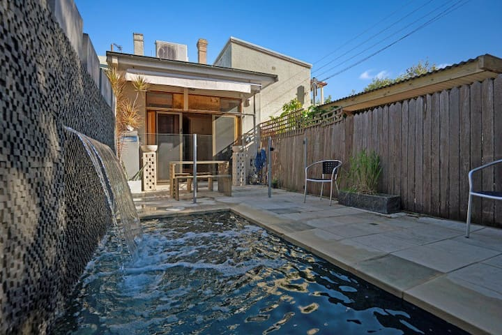 Cooks Hill Terrace w- plunge pool - Cooks Hill - Дом