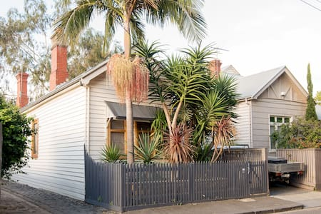 Beautiful Victorian Cottage on Rose - Fitzroy - House