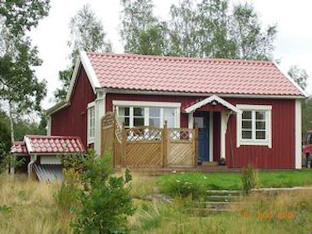 Trevlig stuga i Jälluntofta - Jälluntofta