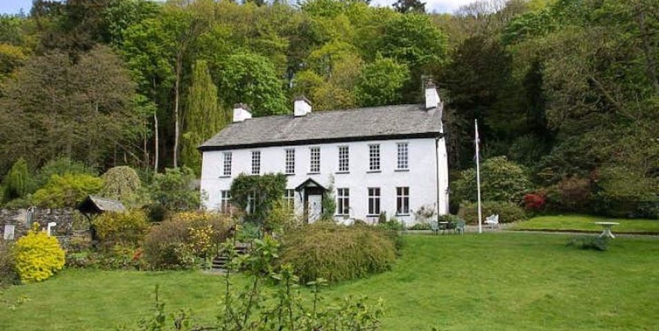 Reston Hall, Staveley, Windermere, The Lakes. - Staveley
