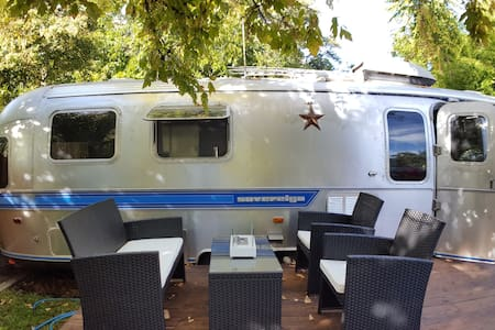 "Maybeline:  ""An Airstream Experience"" - Chico"