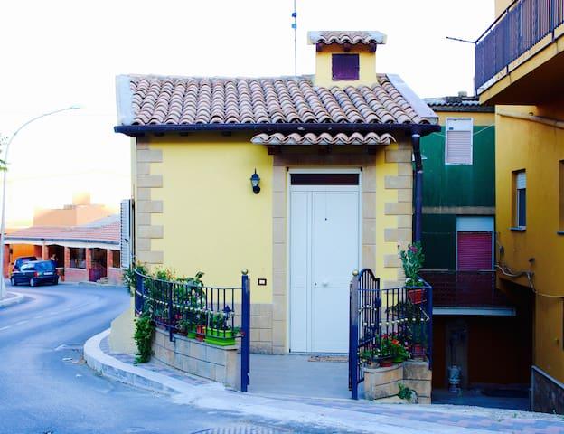La Casa di Zorro - Agrigento - Huis