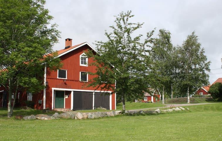 Lantligt boende med hög standard - Södertälje, Enhörna - Appartement