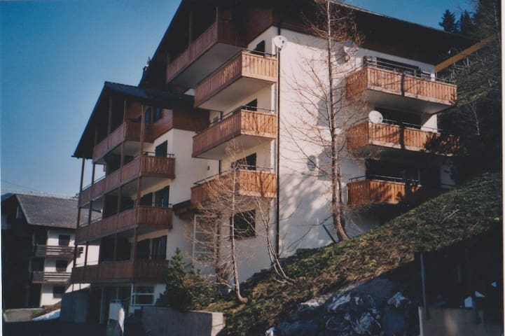 Gemütliche Wohnung in den Bergen