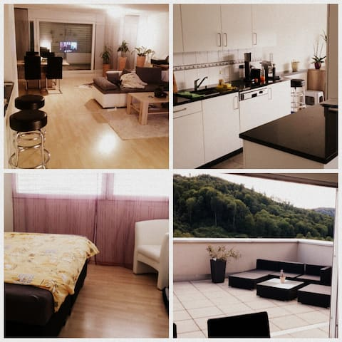 Schlossberg - Winterthur - Appartement