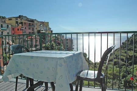 Cinqueterre App. Pele 2 Vista Mare - Corniglia