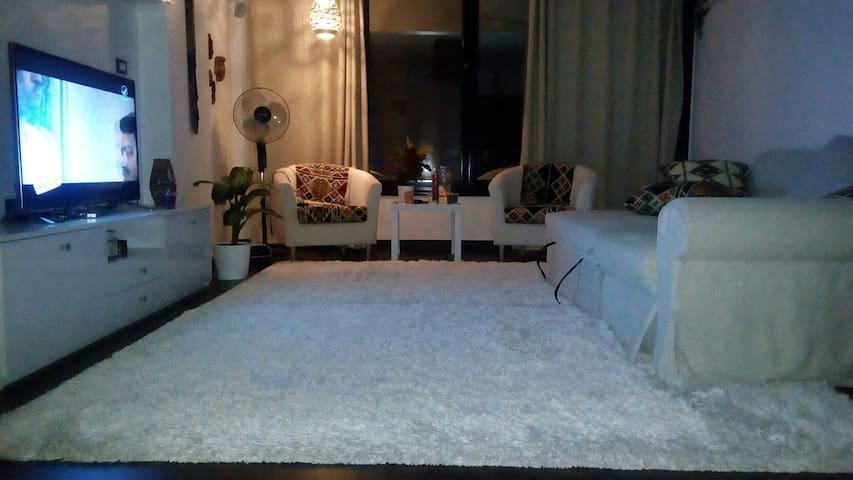 fully furnished modern apt - El Obour City - Appartement