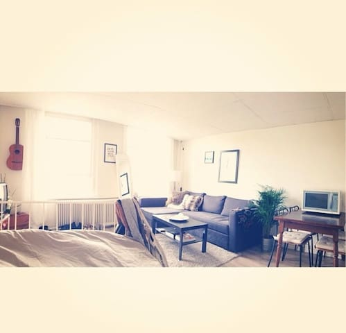 Cosy apartment in Rotterdam centre - Rotterdam - Lejlighed