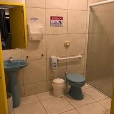 Banheiros Ótimos
