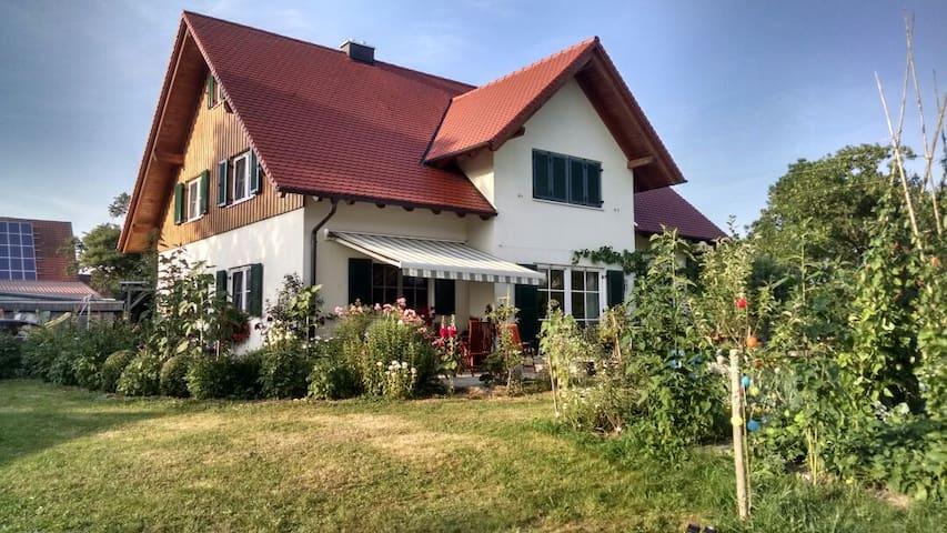 Ferienwohnung im Allgäu - Lachen - Apartament