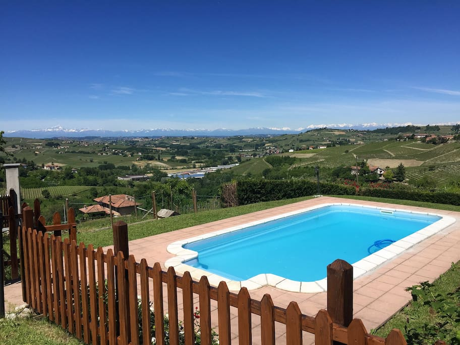 Holiday House With Swimming Pool Houses For Rent In Calosso At Italy