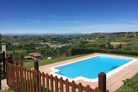 Holiday House with Swimming Pool - Calosso - Talo