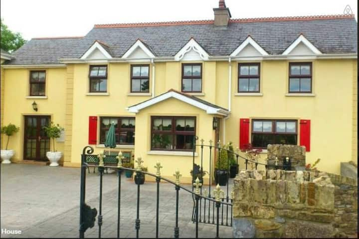 Triple Rm at Grannagh Castle House B&B