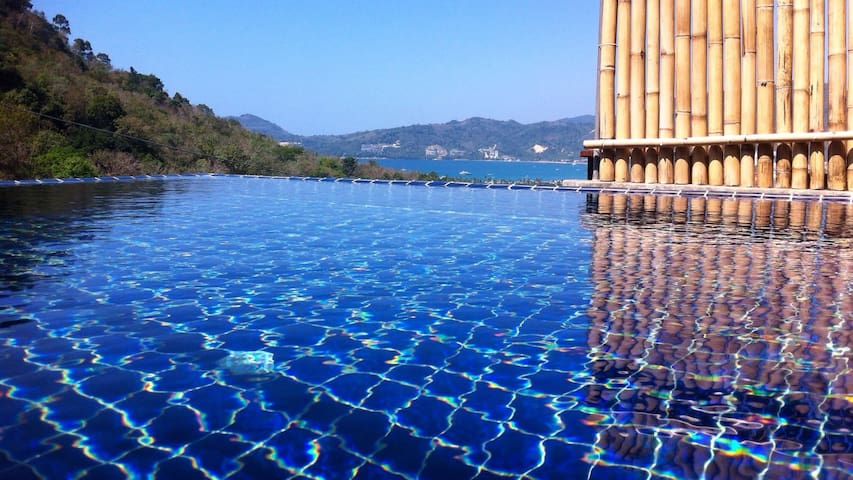 POOL VILLA PATONG SEA VIEW