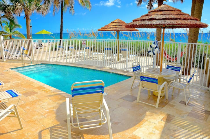 "By The Sea Vacation Villas LLC- ""Villa Seaward C"" - Lauderdale-by-the-Sea - Condominium"