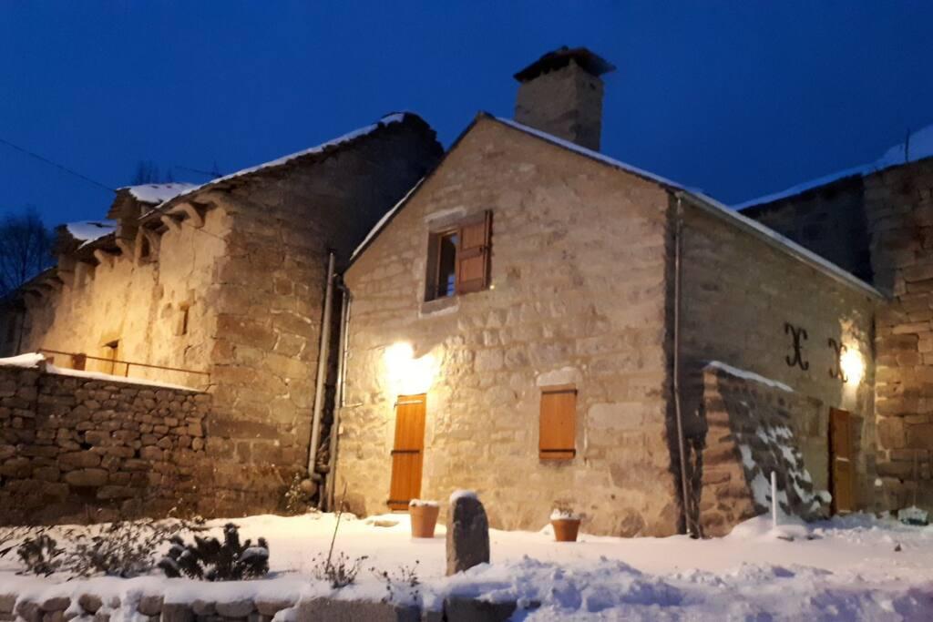 G te de la vaissi re mont loz re c vennes - La maison des cevennes ...