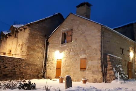 Gîte de la Vaissière *** - Mont Lozère - Cévennes