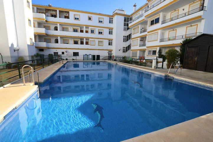 La Cala de Mijas walking distance beach & town!