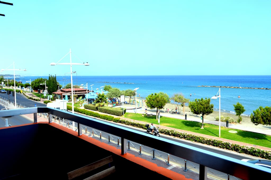 Great Balcony View of the East Coast of Limassol