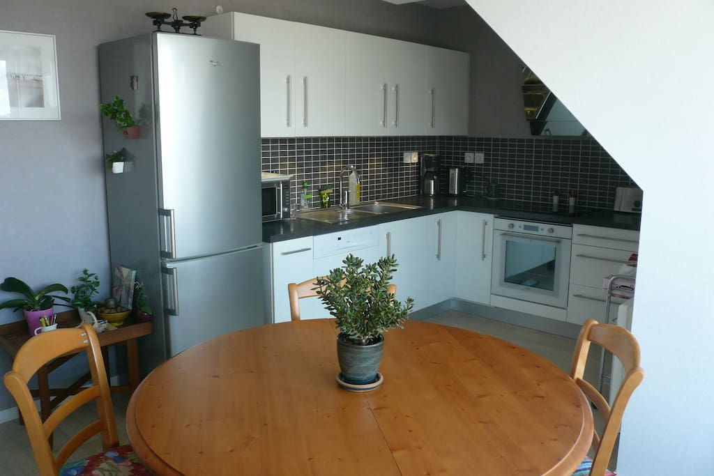 Appartement t3 de 70 m2 garage ferm gratuit for Garage opel st malo