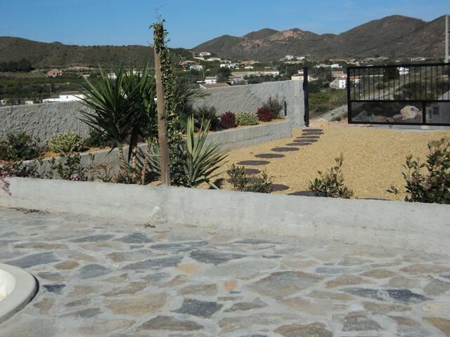 Alleenstaande villa in Andalucía - Almanzora