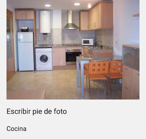 Apartamento en Deltebre