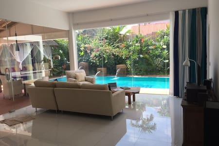 Quiet villa in Siem reap - Krong Siem Reap - 별장/타운하우스