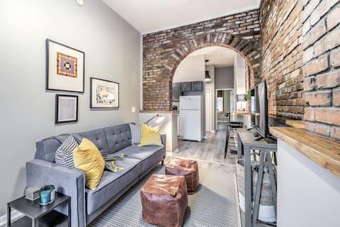 Cozy Apartment in Historic Soulard