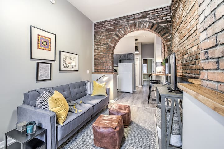 Cozy Apartment in Historic Soulard
