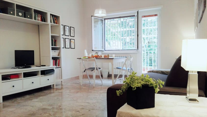 Whole Suite'n terrace in Trastevere - Rzym - Apartament