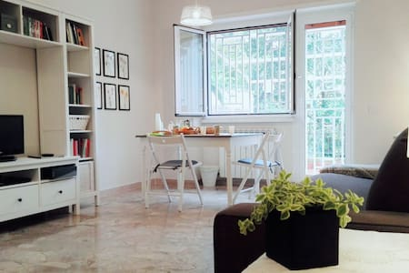 Suite with terrace near Trastevere - Rome