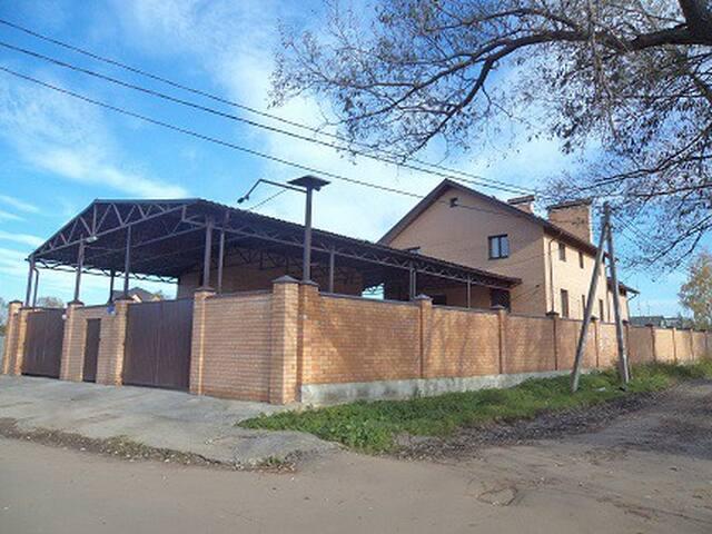 Большой и уютный коттедж в Абрамцево - Balashikha - House