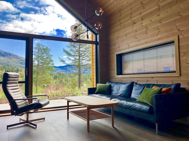 Luksuriøs hytte på Seljestad nær Trolltunga